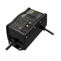 Minn Kota MK 115 PC Precision On-Board 1-Bank Charger, 15-Amp