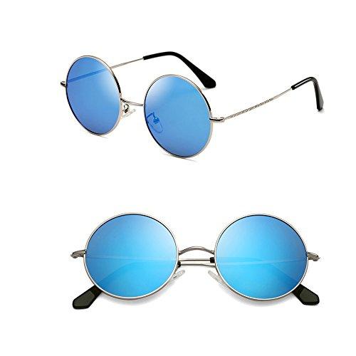 Et De Ice 100 PolariséEs Anti De Miroir Blue Conduite Hommes Lunettes pour UV Femmes TESITE Soleil YHqw5fYa