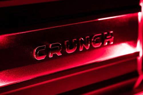 Crunch GP-1000.2 Ground Pounder 1,000-Watt 2-Channel Class AB Amp