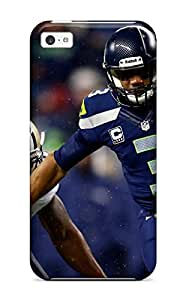 5c Scratch-proof Protection Case Cover For Iphone/ Hot Seattleeahawks Phone Case