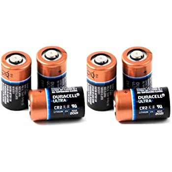 Duracell Golf Cart Battery Reviews >> Amazon.com: 6 Duracell Ultra CR2 3v Lithium Photo Batteries DL-CR2: Health & Personal Care