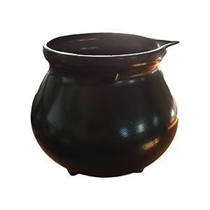 Halloween cocktail cauldron 1 7l cocktail sharer for Fish bowl amazon