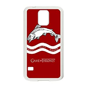 Game of Thrones For Samsung Galaxy S5 I9600 Csae protection phone Case FX284196