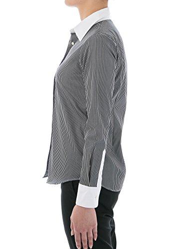 amp; Shirts Favorites Vestito 009 Camicia Classico Modellante Leonis Donna FSOwqCO