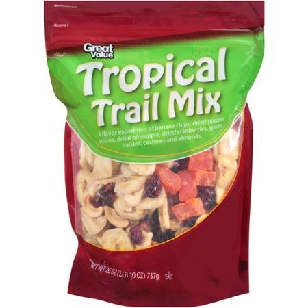 Great Value Tropical Trail Pack product image