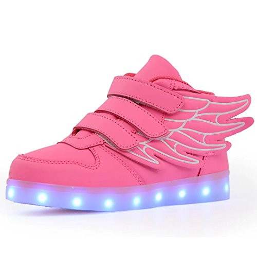 Joansam Flashing Rechargeable Sneakers Toddler product image