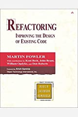 Refactoring: Improving the Design of Existing Code Hardcover