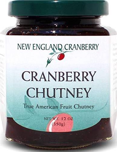 NEW ENGLAND CRANBERRY Cranberry Chutney, 12 OZ ()