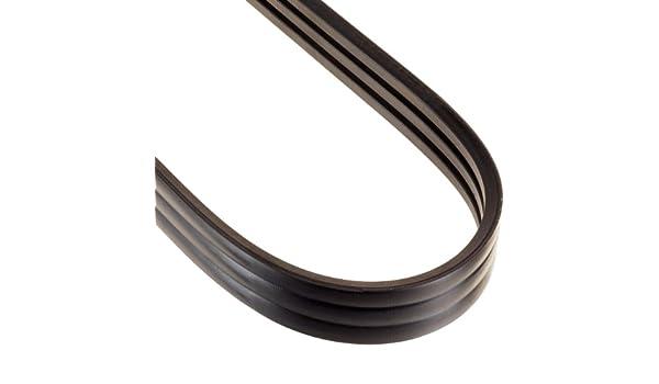 21//32 Width B158 Size 161.0 Belt Outside Circumference Gates B158 Hi-Power II Belt 13//32 Height B Section