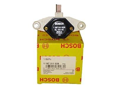 Bosch 1197311028 Voltage Regulator