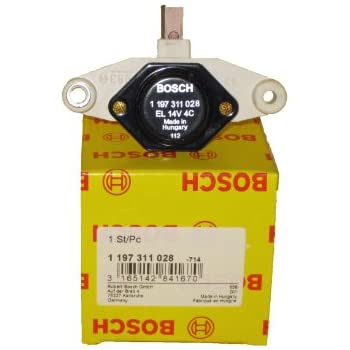 BOSCH 1197311027 Generatorregler