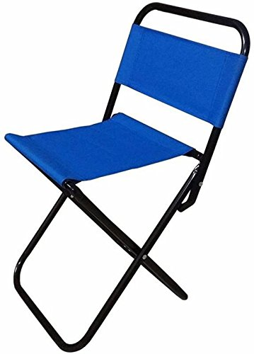 Sonani 2 in 1 Portable Multifunctional Outdoor Chair and Folding Steel Stool