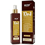 Beauty : WOW Leave In Conditioner Spray For Dry Scalp & Hair - Revitalizer for Natural, Strong, Healthy Hair Growth - Reduce Hair Loss, Dandruff, Frizz, Tangles - Increase Texture, Volume, Hydration - 200 mL