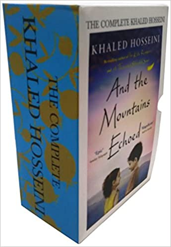 The Complete Khaled Hosseini - Box Set (English) price comparison at Flipkart, Amazon, Crossword, Uread, Bookadda, Landmark, Homeshop18