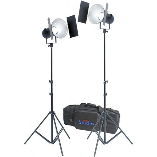 - RPS Studio Cooled 50 2-Light Kit