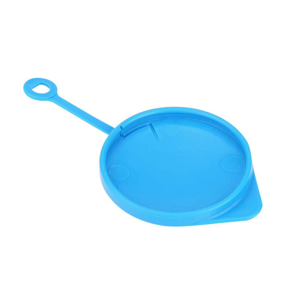 Duokon Bouchon de Lave-Glace de Voiture avec Petite Bague Bouchon de Lave Glace Bleu