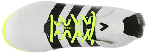 Adidas Vrouwen Ace 16,1 Primeknit Fg / Ag Wit / Geel