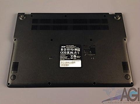 New OEM 60.EF2N7.001 Chromebook ACER C740 PLASTIC BOTTOM COVER BLACK (Acer New Chromebook)