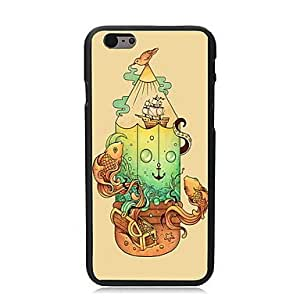 QHY Fantastic Design PC Hard Case for iPhone 6