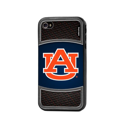 Auburn Tigers Cell Phone Case (Keyscaper Cell Phone Case for Apple iPhone 4/4S - Auburn Tigers)