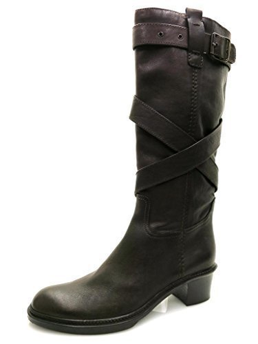 High Boots Boots Leather Brown Co amp; Leather amp; YKC YKX Boots Women's Thigh CO w8ZPW