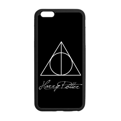 Harry Potter Design Durevole materiale silicone Rubber Case Cover for iPhone  Plus 5.5