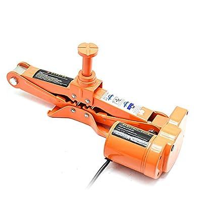 VXCAN Electric Jack 3 Ton DC 12V All-in-one Lift Scissor Jack Car Repair Tool for Car Floor Electric Jack Set