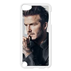 David Beckham_001 TPU Cell Phone Case For ipod 5 White
