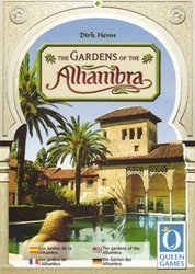 The Gardens of the Alhambra by Rio Grande Games: Amazon.es ...