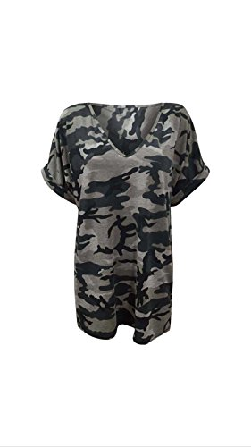 Ltd Débardeur Ahr Ltd Camouflage Débardeur Femme Femme Camouflage Ahr C7w6Rw