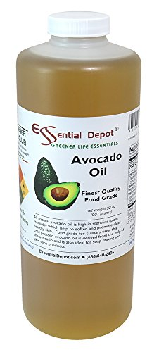 Essential Depot AVOCADO 1 QUART Avocado Oil