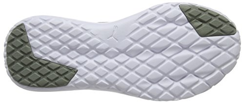 puma rock Flex – Basse Scarpe White Adulto puma Silver Da Ridge Reveal Ginnastica Unisex T1 Puma Grigio ZqwT1Pq