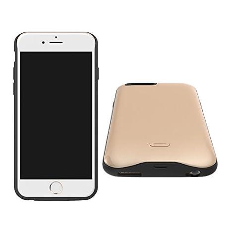 Banath Funda Batería iPhone 6 / iPhone 6s 4.7 Inch, 5200mAh ...
