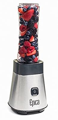 Epica Personal Blender with Take-Along Bottle