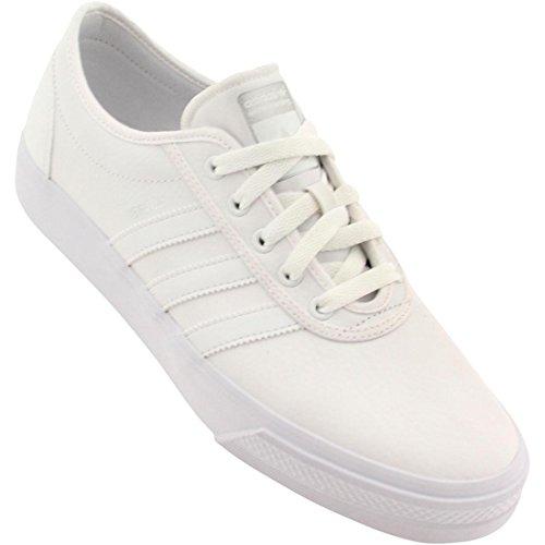 Adidas Adi Ease Nestor (White White Clear Grey) Men s Skate Shoe-Adidas-11   Amazon.ca  Shoes   Handbags 9b9b111e7