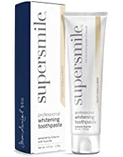Supersmile Professional Teeth Whitening Toothpaste, Vanilla Mint, 4.2 oz