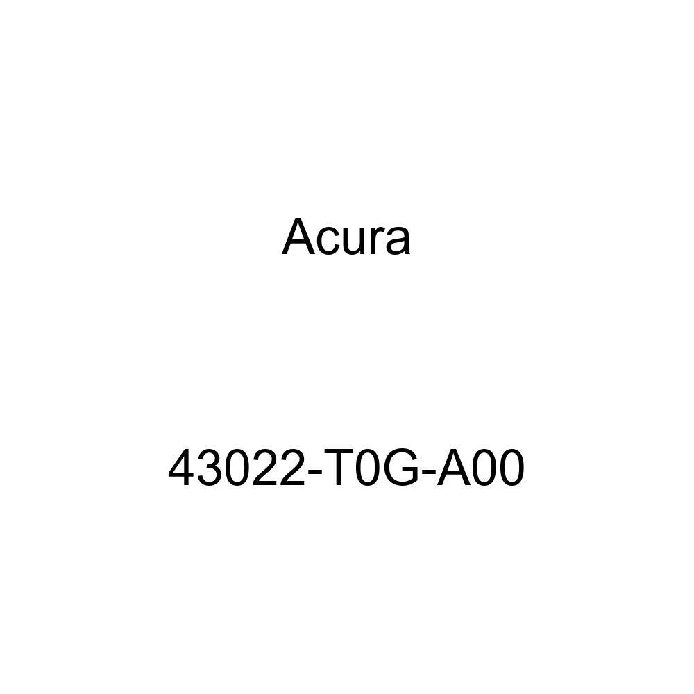 Acura 43022-T0G-A00 Disc Brake Pad