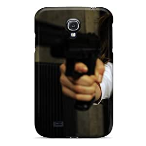 Snap On Case Cover Skin For Galaxy S4(chloe Moretz In Kick Ass)