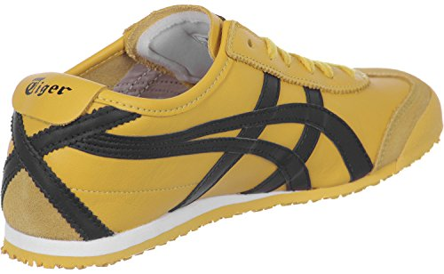 Onitsuka Tiger Mexico 66, Unisex-Erwachsene Low-Top Sneaker Yellow