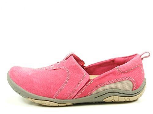 Earth Spirit 39009-16 Idaho Womens Ballet Flats Pink cnPCvx3