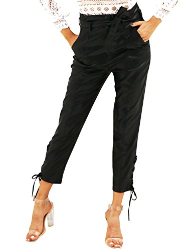 Relaxed Crop Pant - 9