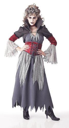 Costumes For All Occasions PM808556 Medium EdwaRedian Banshee -