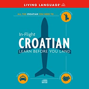 In-Flight Croatian Audiobook