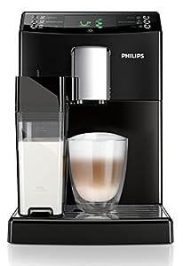 Philips HD8834/01 3100 Serie Kaffeevollautomat, integrierte Milchkaraffe,...