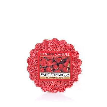 Yankee Candle Company Sweet Strawberry