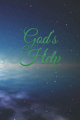 God's Help: A 240 Pages Gratitude Real Estate Gratitude Journal, Journal and Organizer 2019, Best Gift for Investors, Real Estate Weekly Gratitude Journal