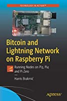 Bitcoin and Lightning Network on Raspberry Pi Front Cover