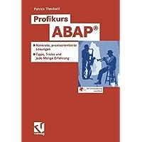 Profikurs ABAP®: Konkrete, praxisorientierte Lösungen - Tipps, Tricks und jede Menge Erfahrung