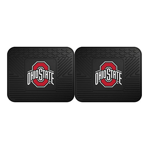 (FANMATS 12266 Ohio State University Utility Mat - 2 Piece)