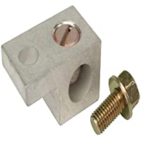 GE TLK20 Neutral Ground Kit, 6-2/0 AWG, Copper/Alum by Ge Industrial Systems